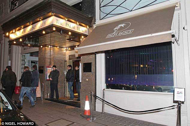 Mayfair Casino Burglarized In Daring Mid-Morning Heist