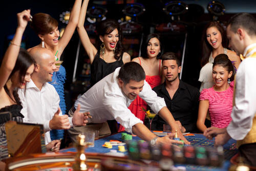 Land-based Casinos are Thriving Too!