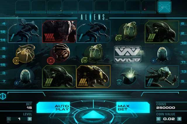 Alien Slots