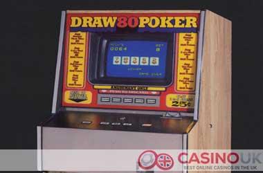 Draw 80 Poker