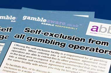Self-Exclusion Scheme Flops