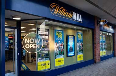 Casino Deal Sees Shares in William Hill Increase by 5%