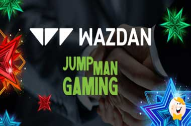 Wazdan and Jumpman Gaming Partnership