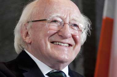 Irish President Wants Laws To Ban Gambling Advertisements