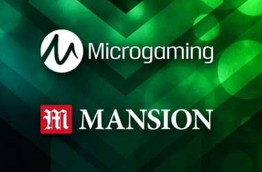 Microgaming Casino Network Expands Via Deal with Mansion