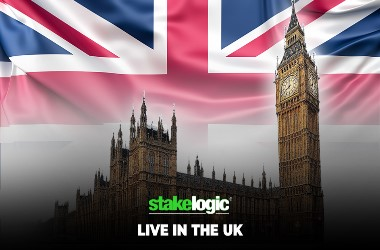 Stakelogic Expands into UK Market with New Licence